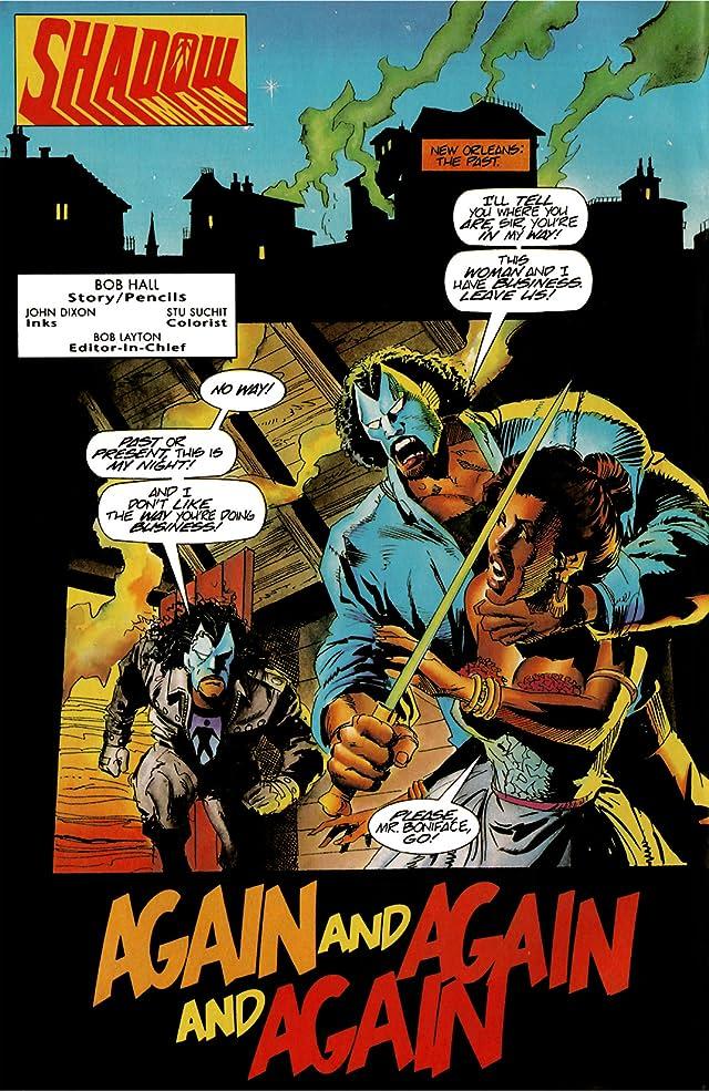Shadowman (1992-1995) #22