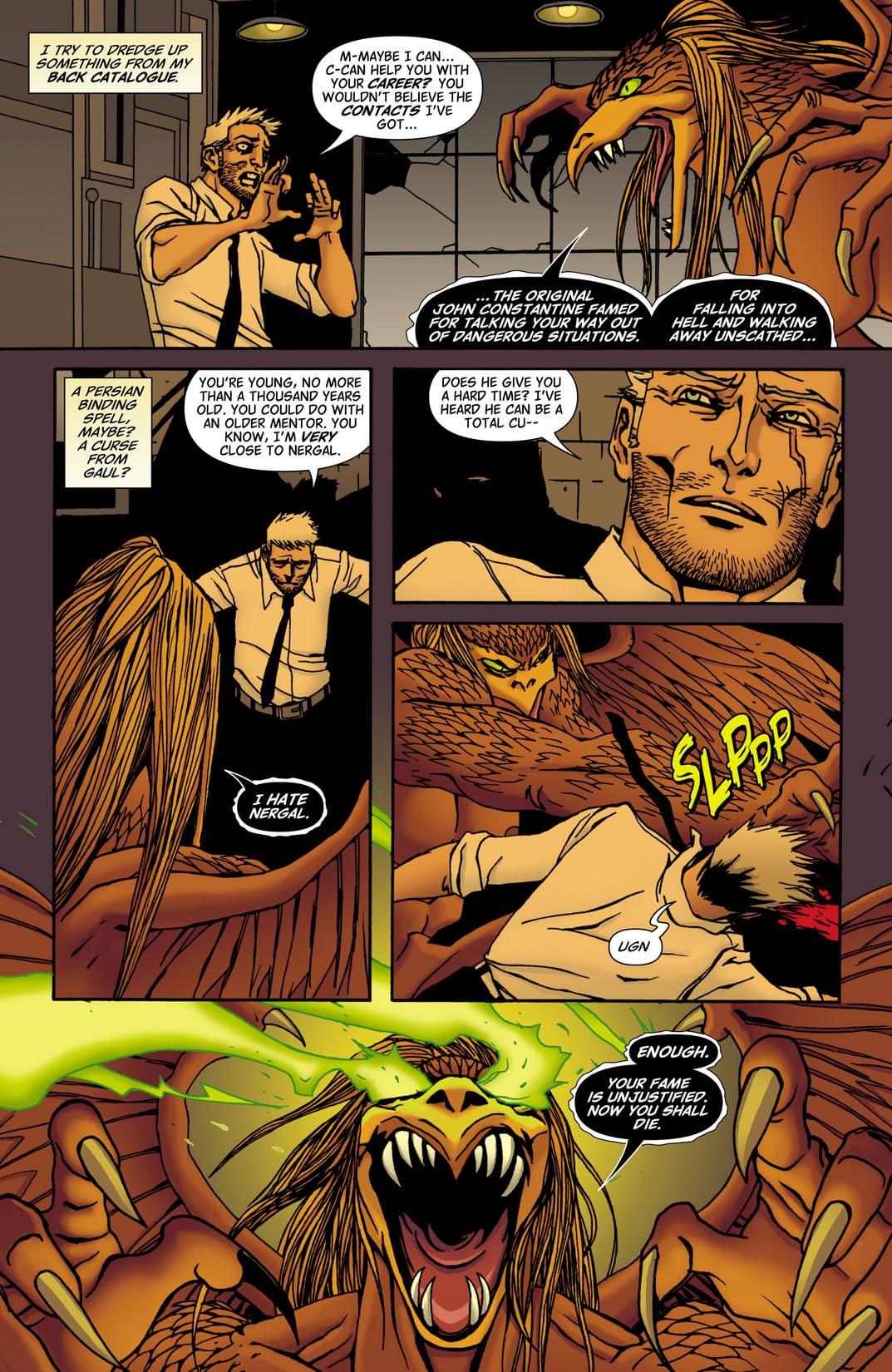 Hellblazer #281