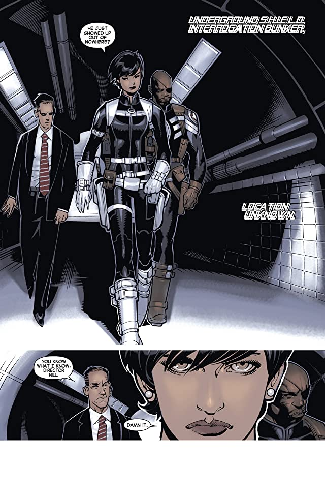 click for super-sized previews of Uncanny X-Men (2013-) #1
