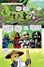 click for super-sized previews of Ninjago Vol. 6: Warriors of Stone
