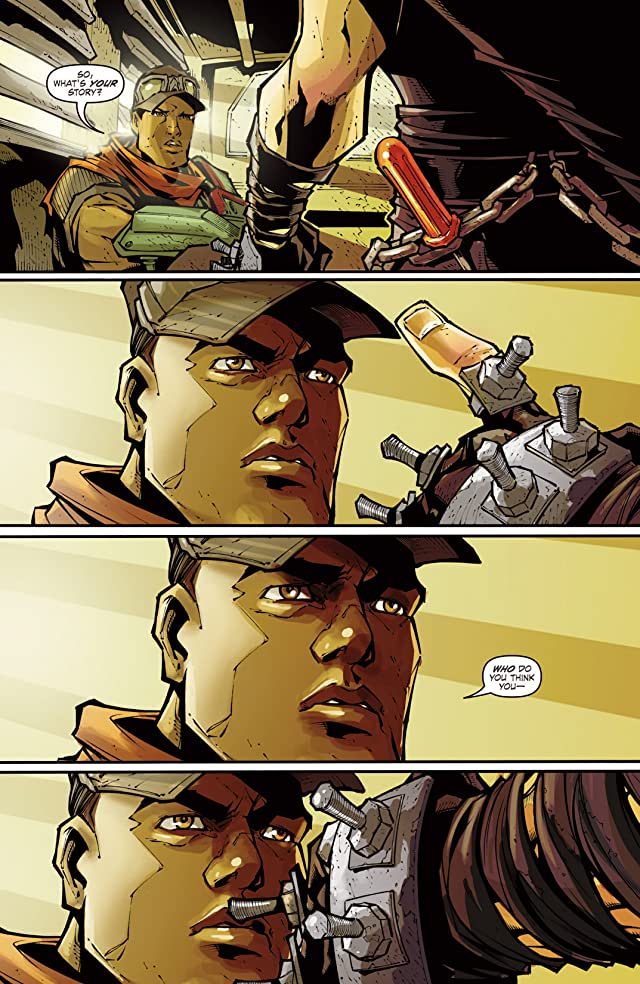 Borderlands: Origins #4 (of 4)