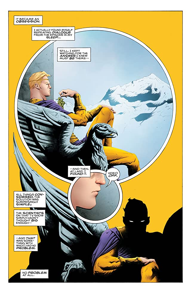 click for super-sized previews of Before Watchmen: Ozymandias #5 (of 6)