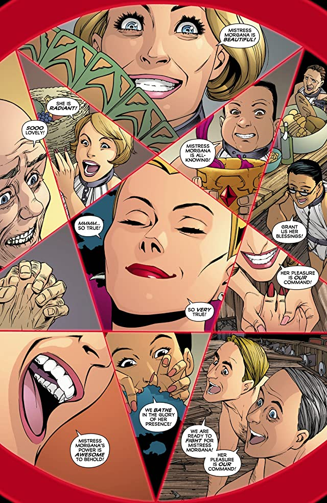 click for super-sized previews of Madame Xanadu (2008-2011) #22