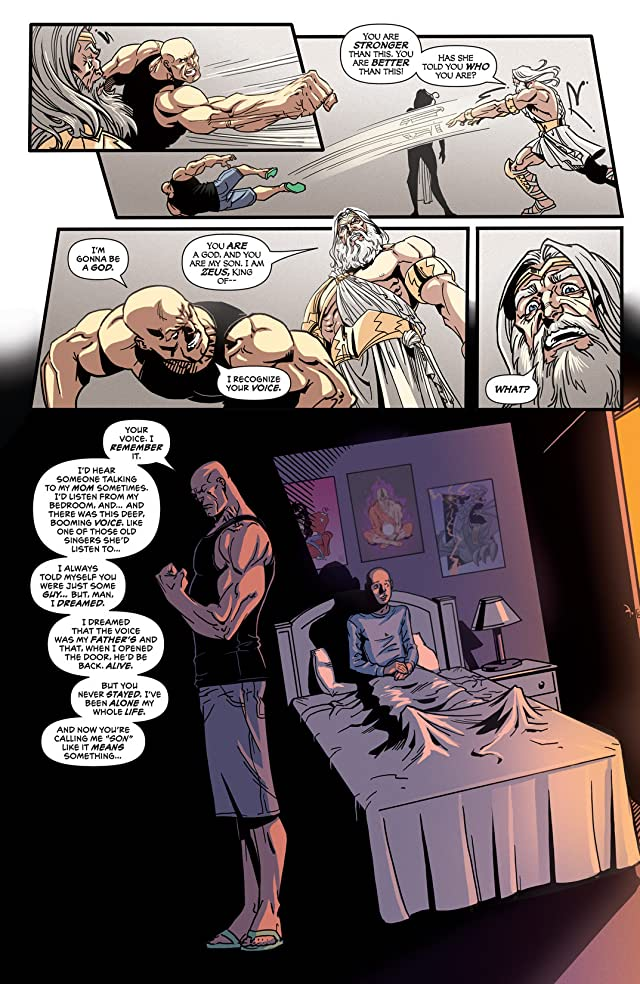 click for super-sized previews of Godstorm #4