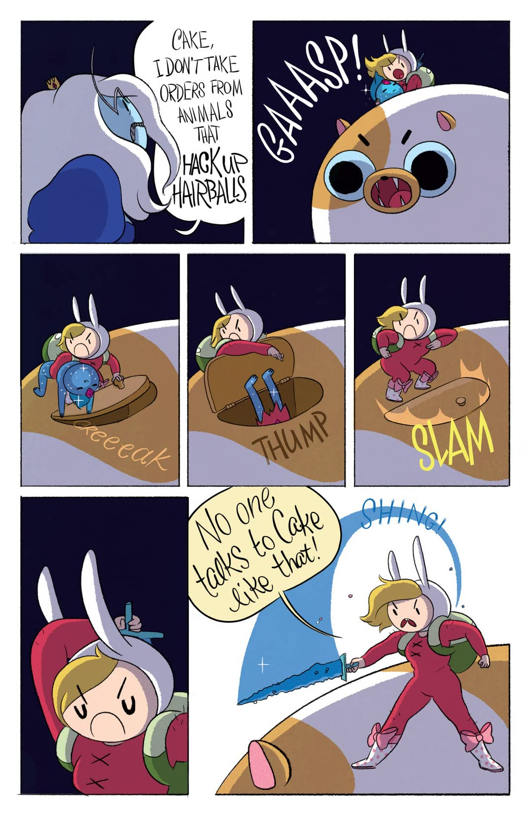 Adventure Time: Fionna & Cake #2 (of 6)