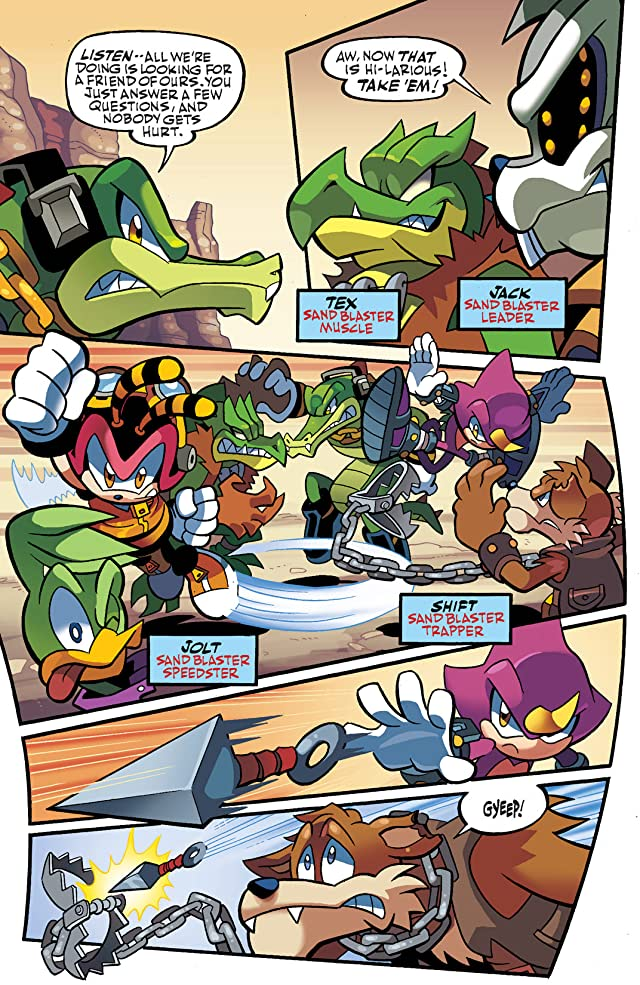 click for super-sized previews of Sonic Universe #48