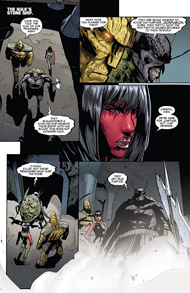 click for super-sized previews of Heroes For Hire (2006-2007) #13