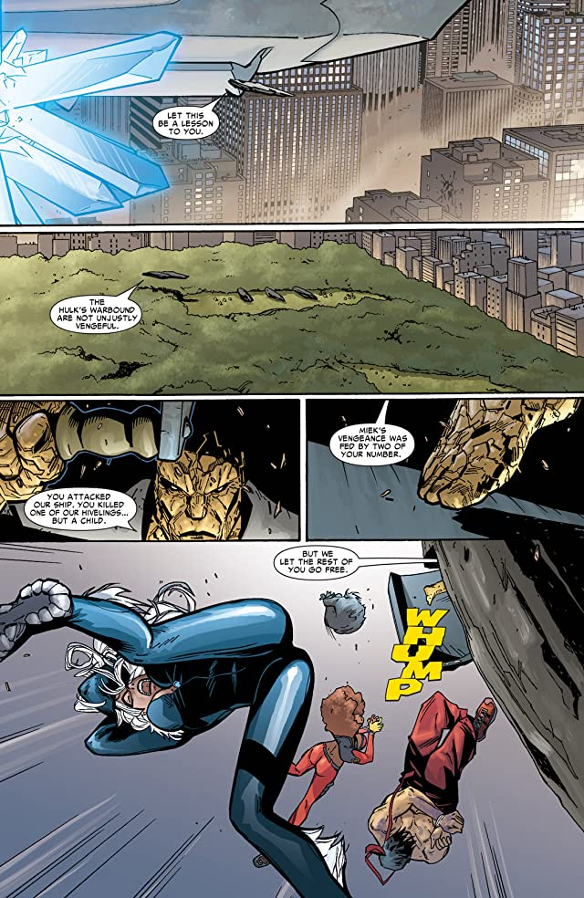 click for super-sized previews of Heroes For Hire (2006-2007) #14