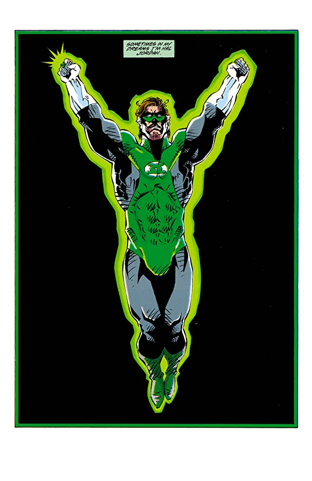 click for super-sized previews of Green Lantern: Mosaic #5