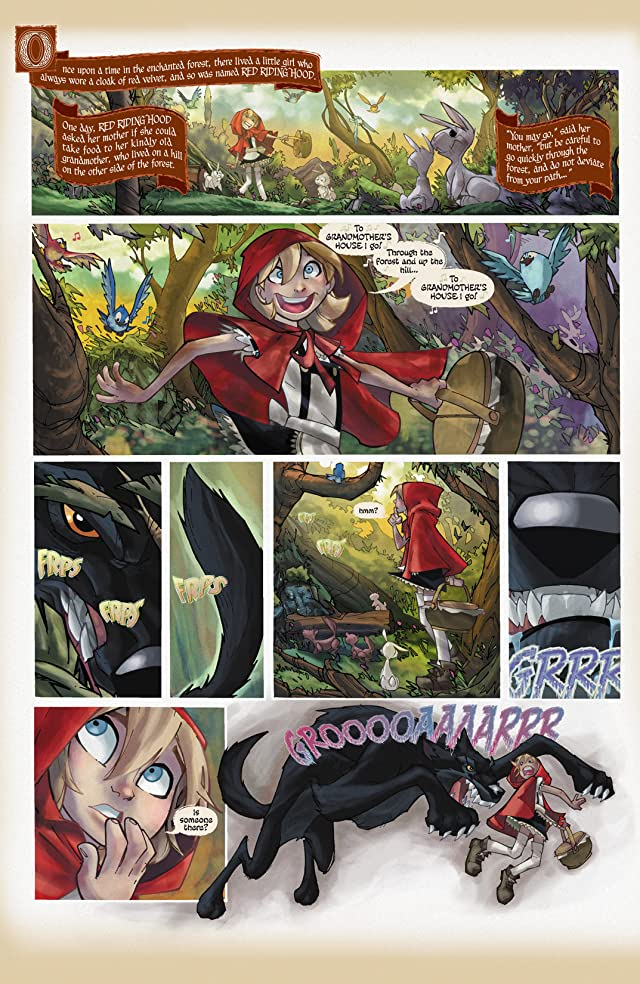 Fairy Quest #1 (of 2)