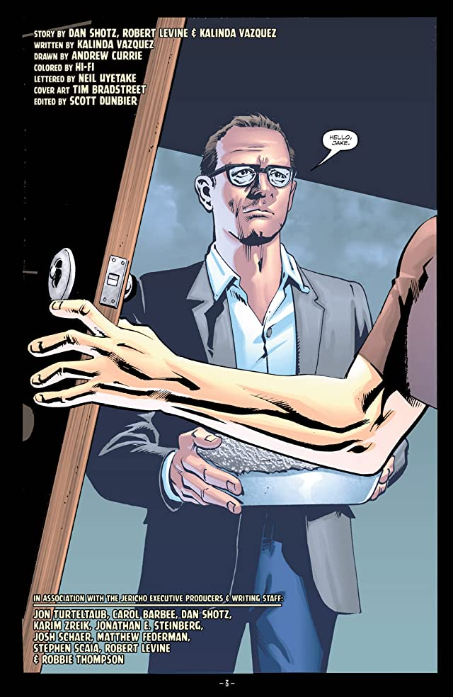 Jericho: Season 4 #2 (of 5)