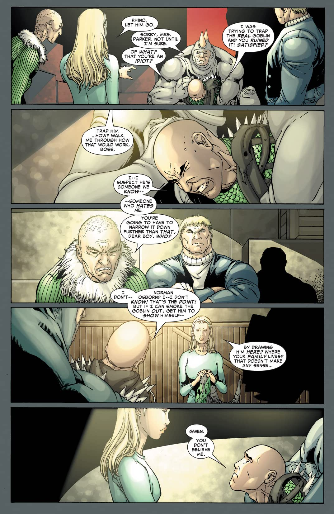 Spider-Man: House Of M #4 (of 5)