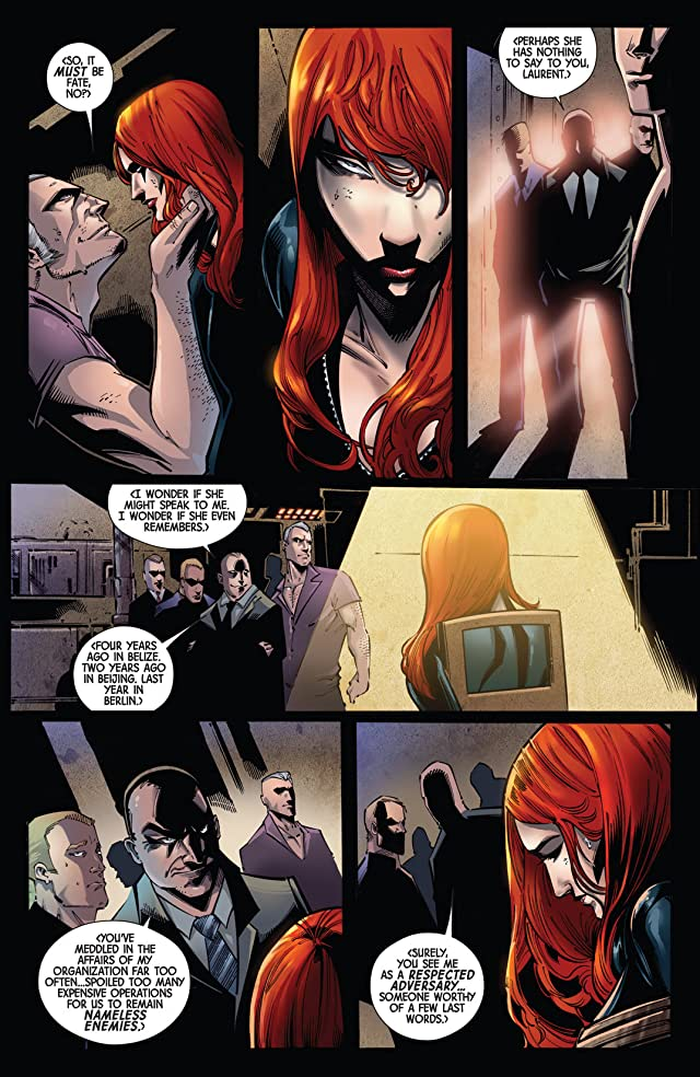 click for super-sized previews of Fear Itself: Black Widow