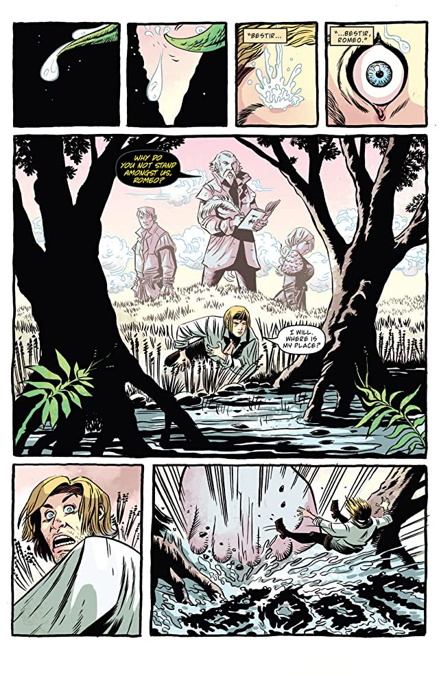 Kill Shakespeare: The Tide of Blood #1 (of 5)