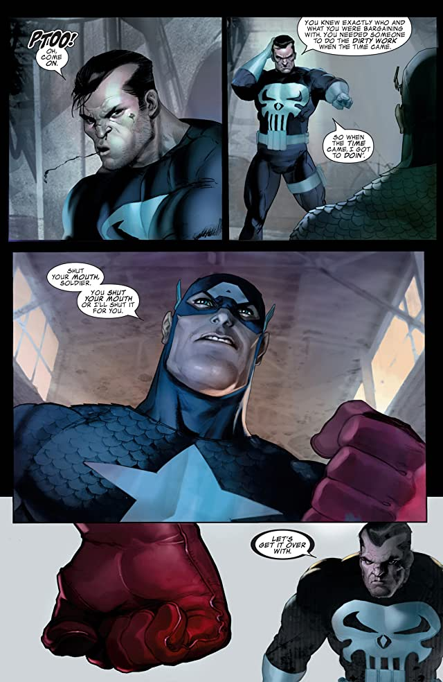 click for super-sized previews of Punisher War Journal (2006-2009) #3