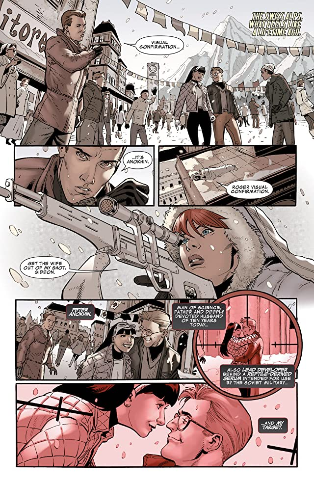 click for super-sized previews of Avengers Assemble #12