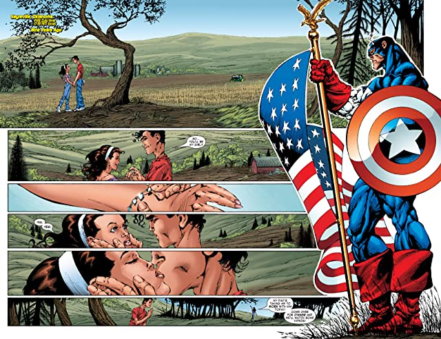 click for super-sized previews of Captain America & the Falcon #3