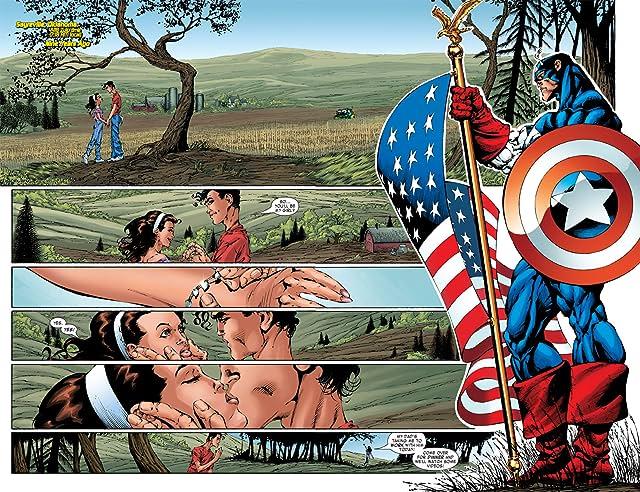 Captain America & the Falcon #3