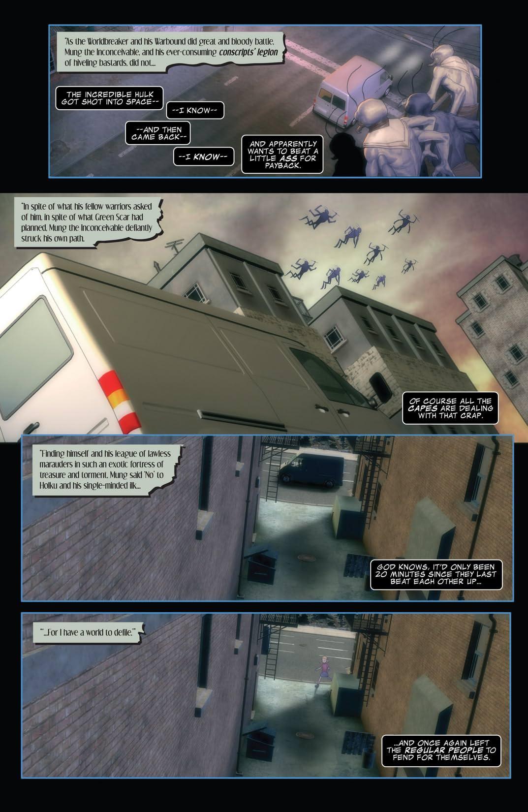 Punisher War Journal (2006-2009) #12