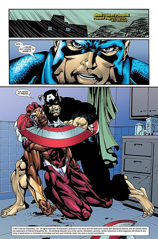 Captain America & the Falcon #4
