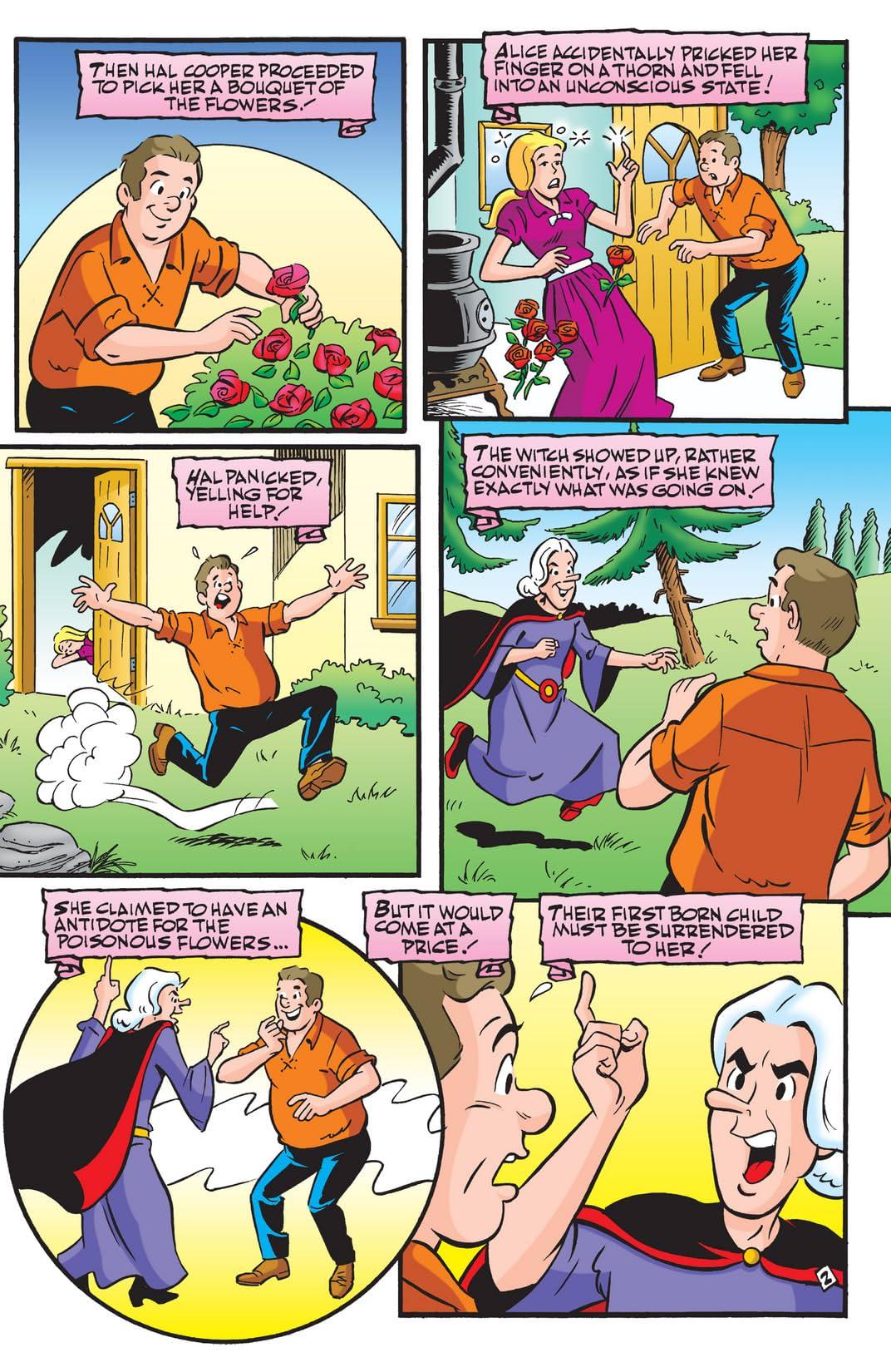 Betty & Veronica #264