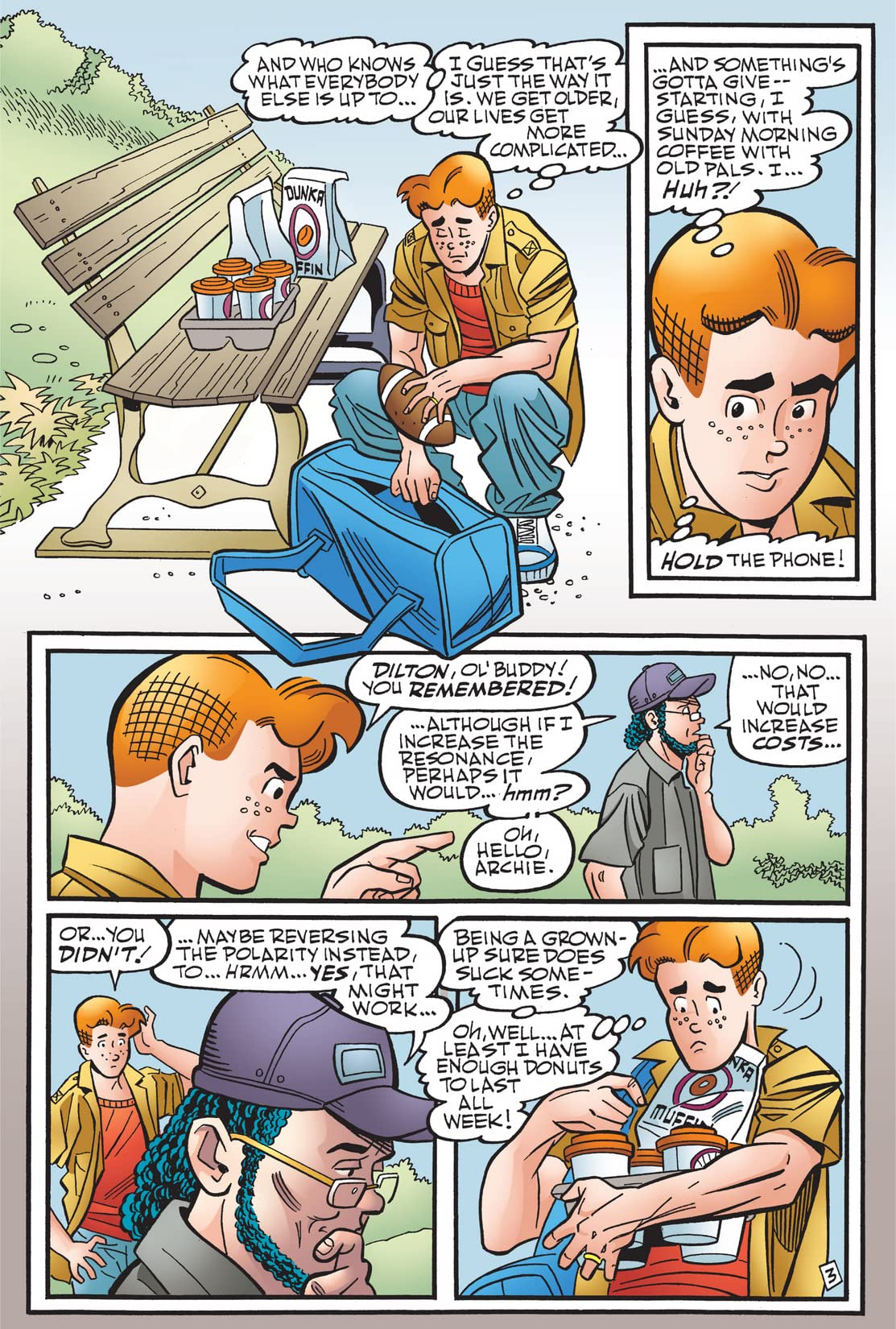 Archie Marries Betty #27