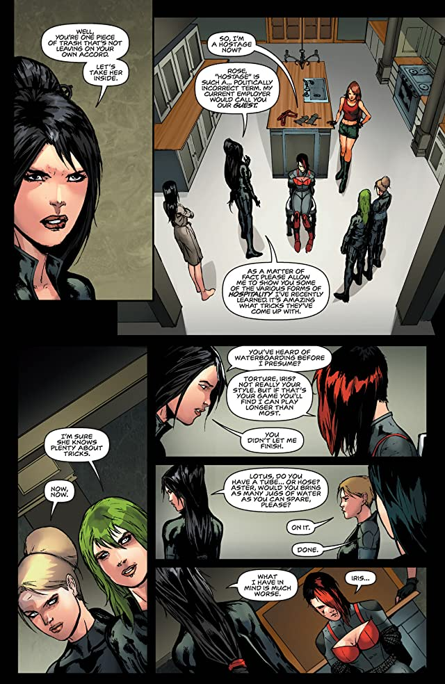 Executive Assistant: Assassins #8