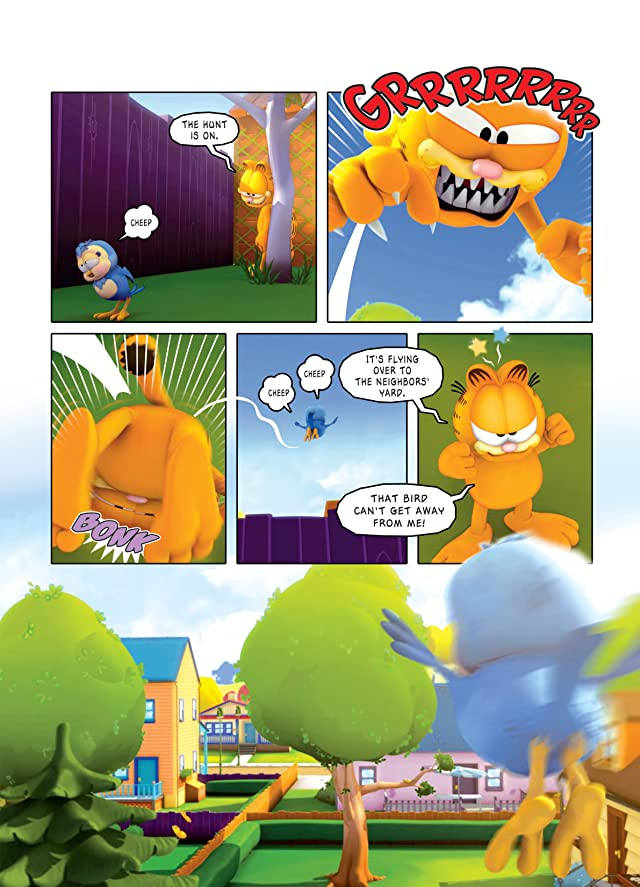 click for super-sized previews of Garfield and Company Vol. 6: Mother Garfield
