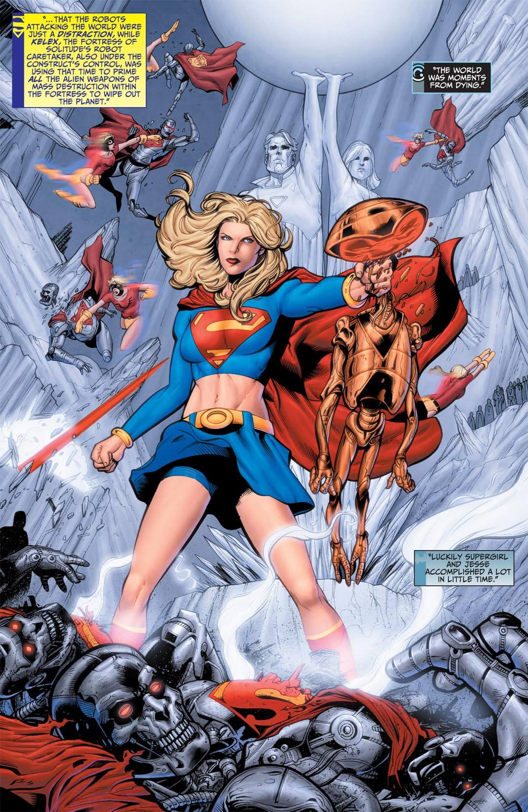 Justice League of America (2006-2011) #60