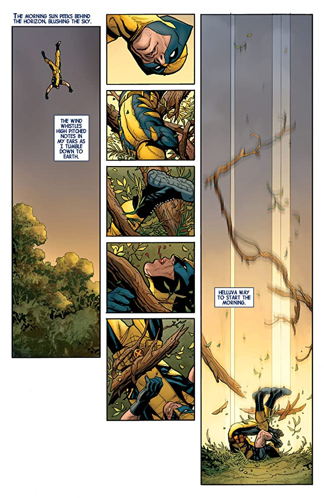 click for super-sized previews of Savage Wolverine #2