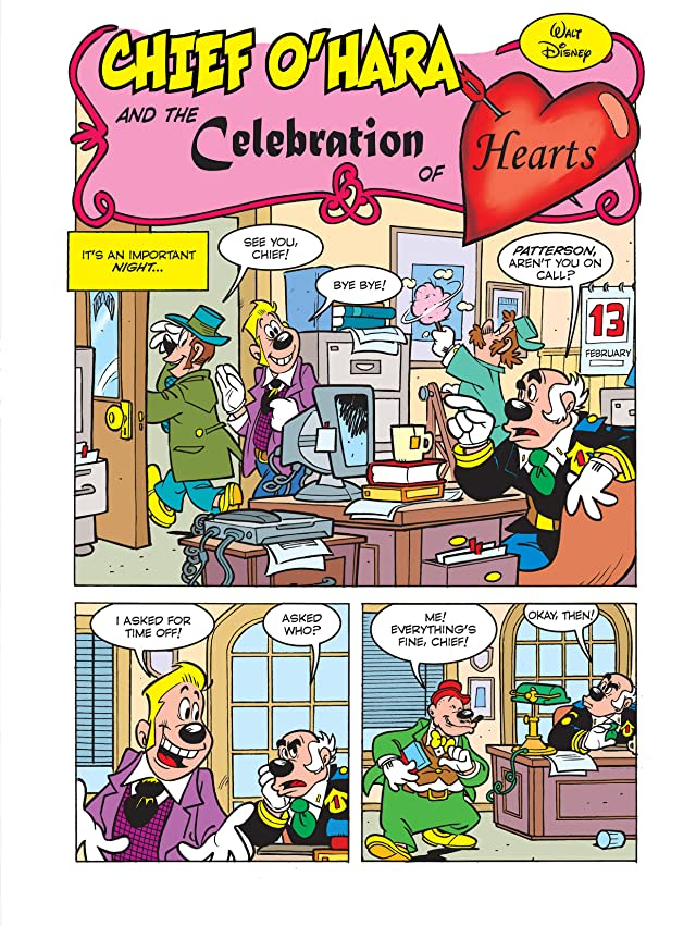 click for super-sized previews of Chief O'Hara and the Celebration of Hearts