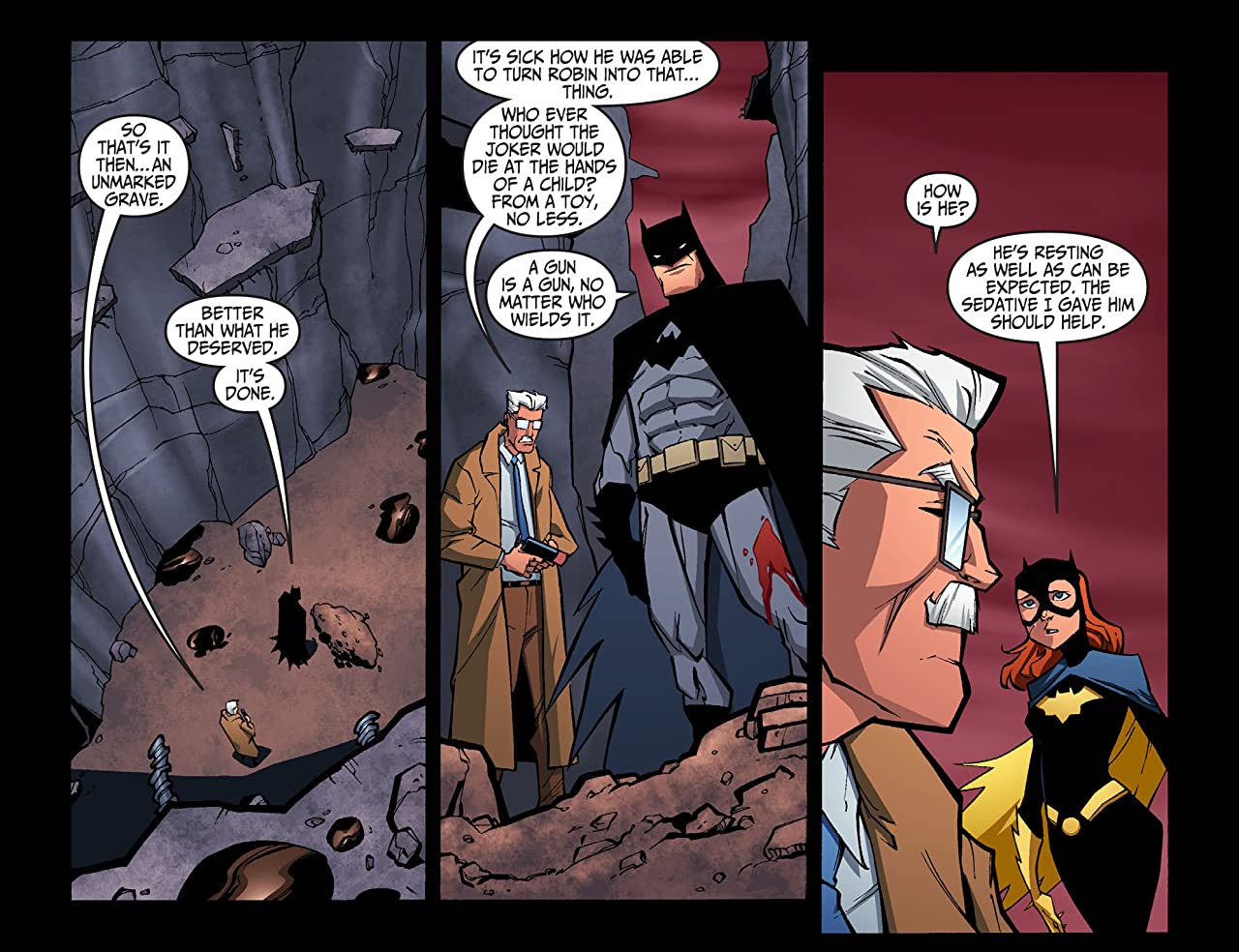 Justice League Beyond (2012-2013) #18