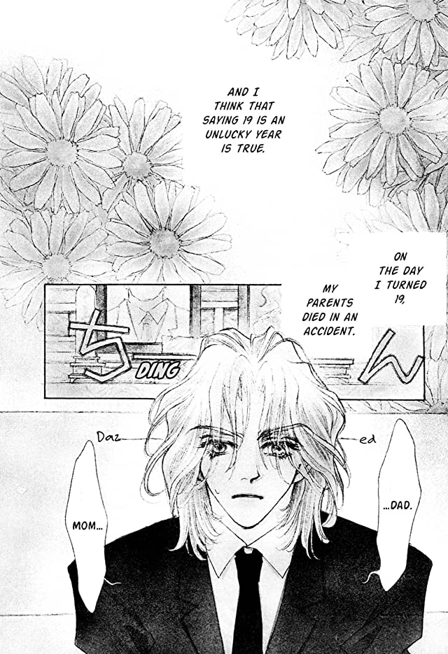 click for super-sized previews of A Rose Colored Life Vol. 1