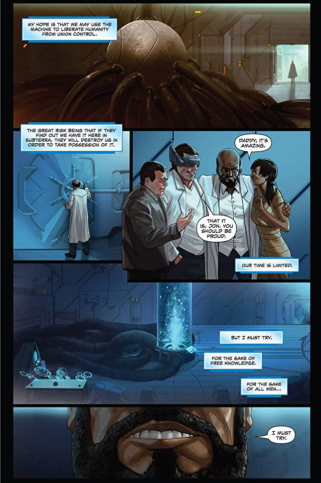click for super-sized previews of Seven Percent #1