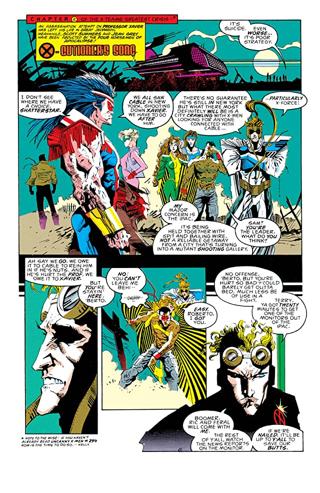 click for super-sized previews of X-Factor (1986-1998) #84