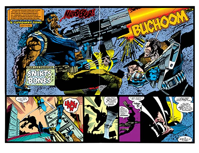 click for super-sized previews of X-Factor (1986-1998) #85