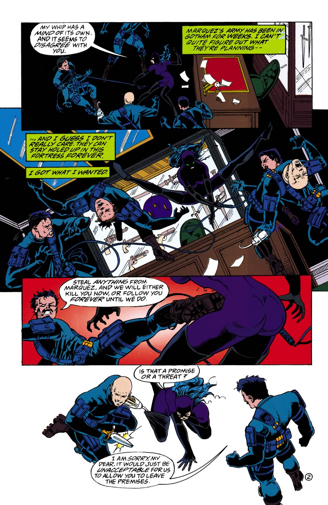 Catwoman (1993-2001) #22