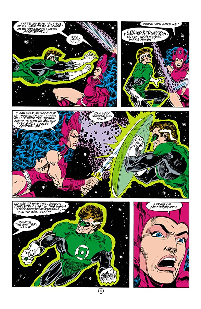 click for super-sized previews of Green Lantern (1990-2004) #23