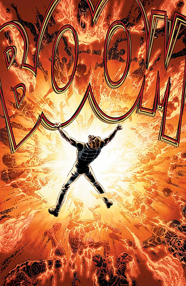click for super-sized previews of Human Bomb (2012) #3