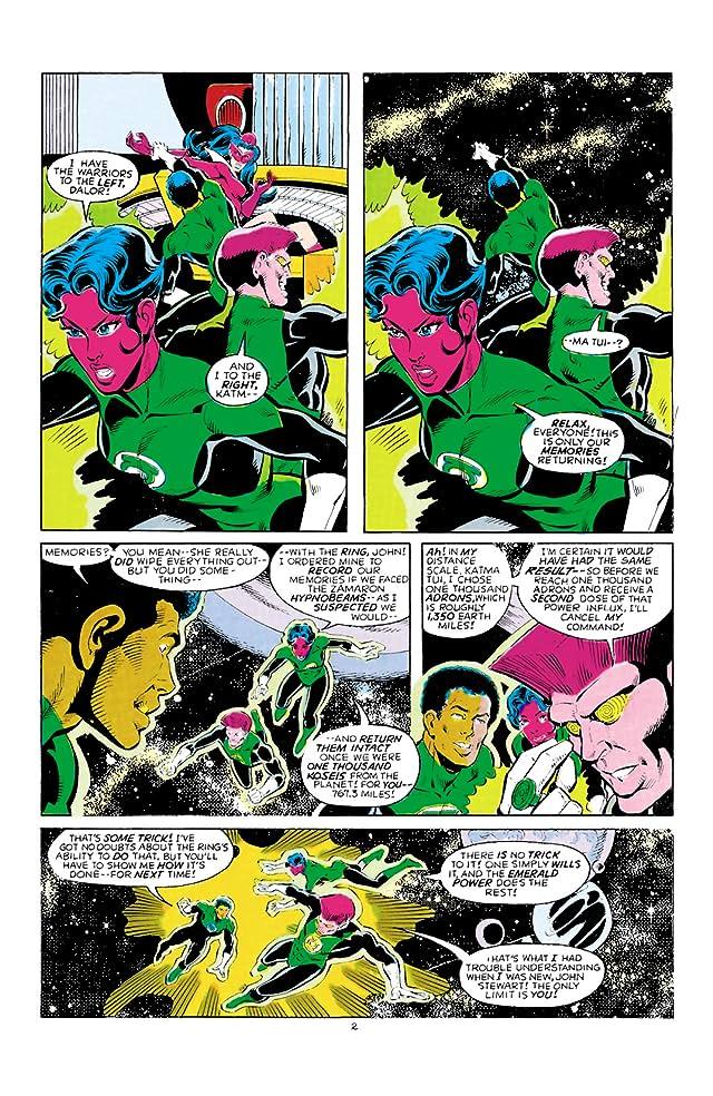 Green Lantern (1976-1986) #193