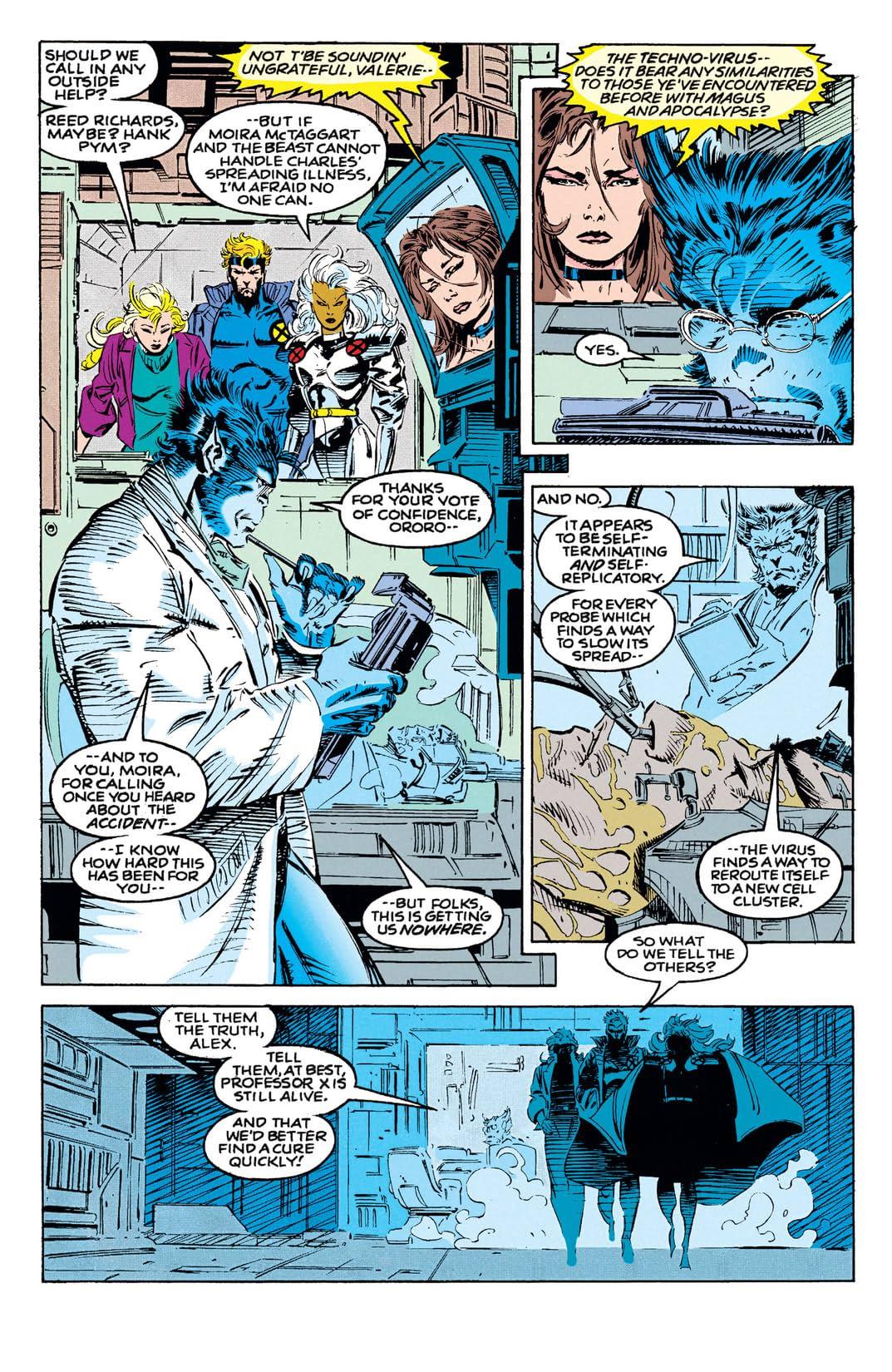 X-Men (1991-2001) #14