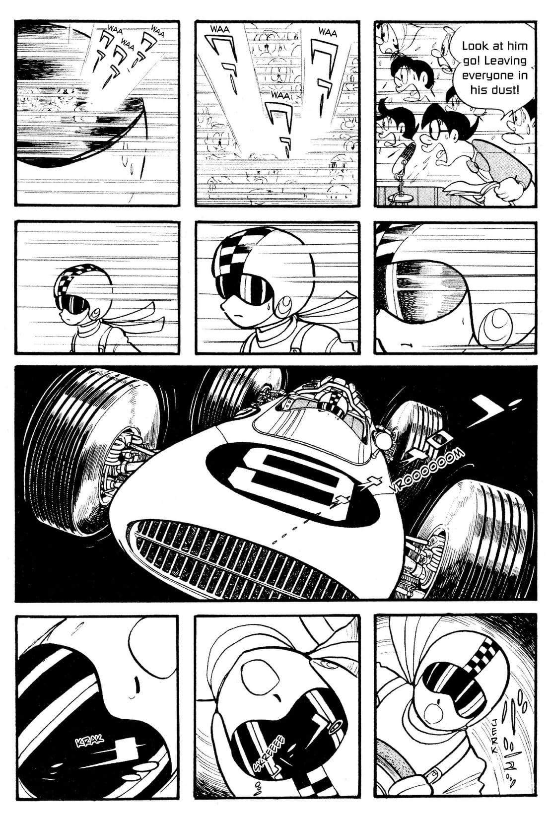 Cyborg 009 Vol. 8: Preview