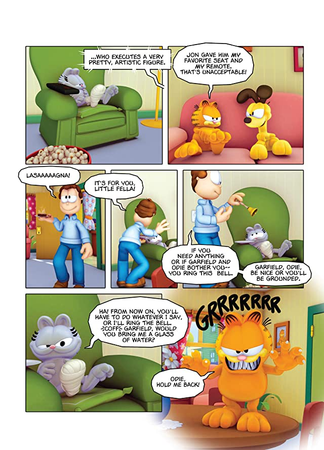 click for super-sized previews of Garfield and Company Vol. 4: Caroling The Capers Preview