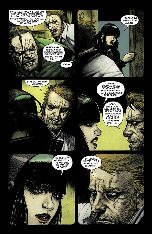 click for super-sized previews of Hellblazer #282