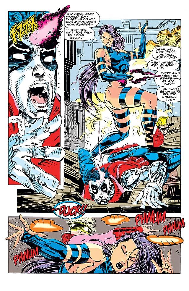 X-Men (1991-2001) #15