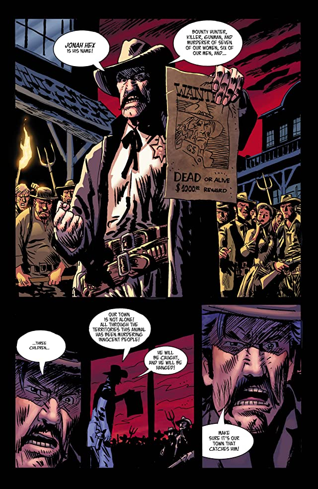 click for super-sized previews of Jonah Hex (2006-2011) #67