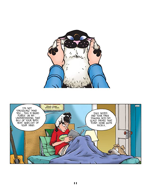 Get Fuzzy Vol. 6: Bucky Katt's Big Book of Fun