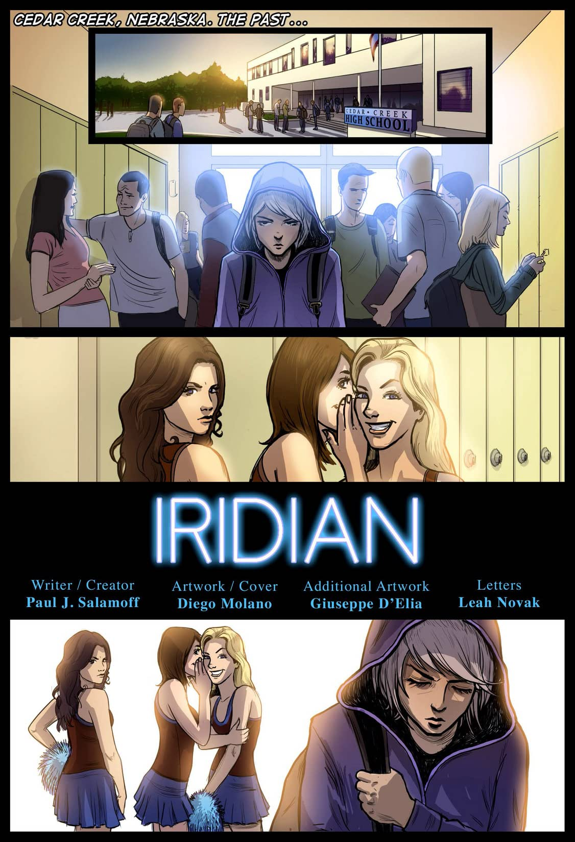 Tales of Discord #2: Iridian