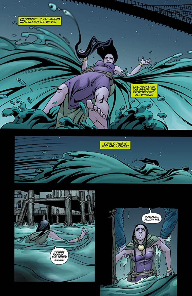 click for super-sized previews of Madame Xanadu (2008-2011) #23