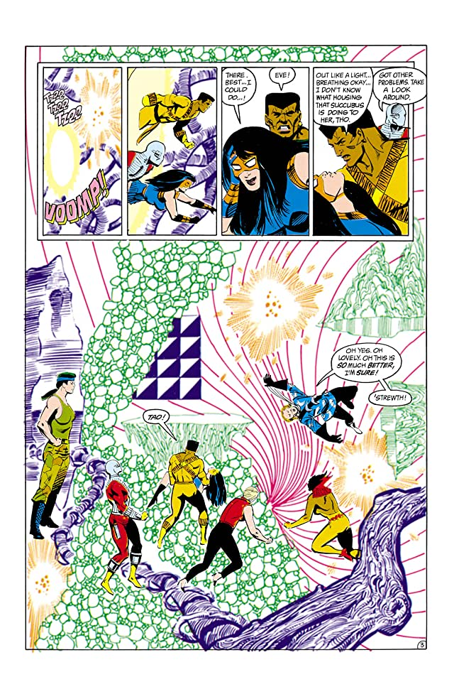 click for super-sized previews of Suicide Squad (1987-1992) #16